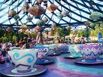 DLP Mad Hatter's Tea Cups