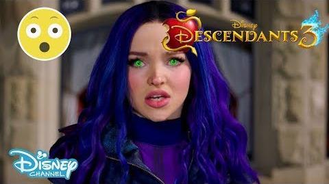 Descendants 3 NY TEASER 🍎- Disney Channel Danmark