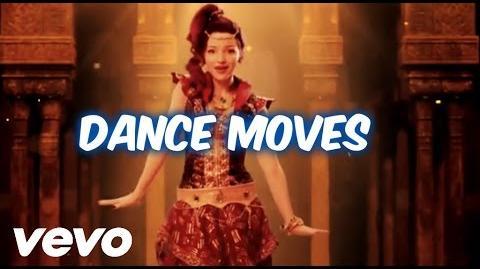 """Disney_Descendants_-_""""Genie_in_a_Bottle""""_Dance_Moves"""
