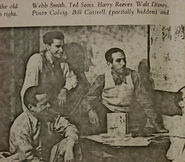 Harry reeves (middle) in story session