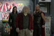 Loki Thor & Odin