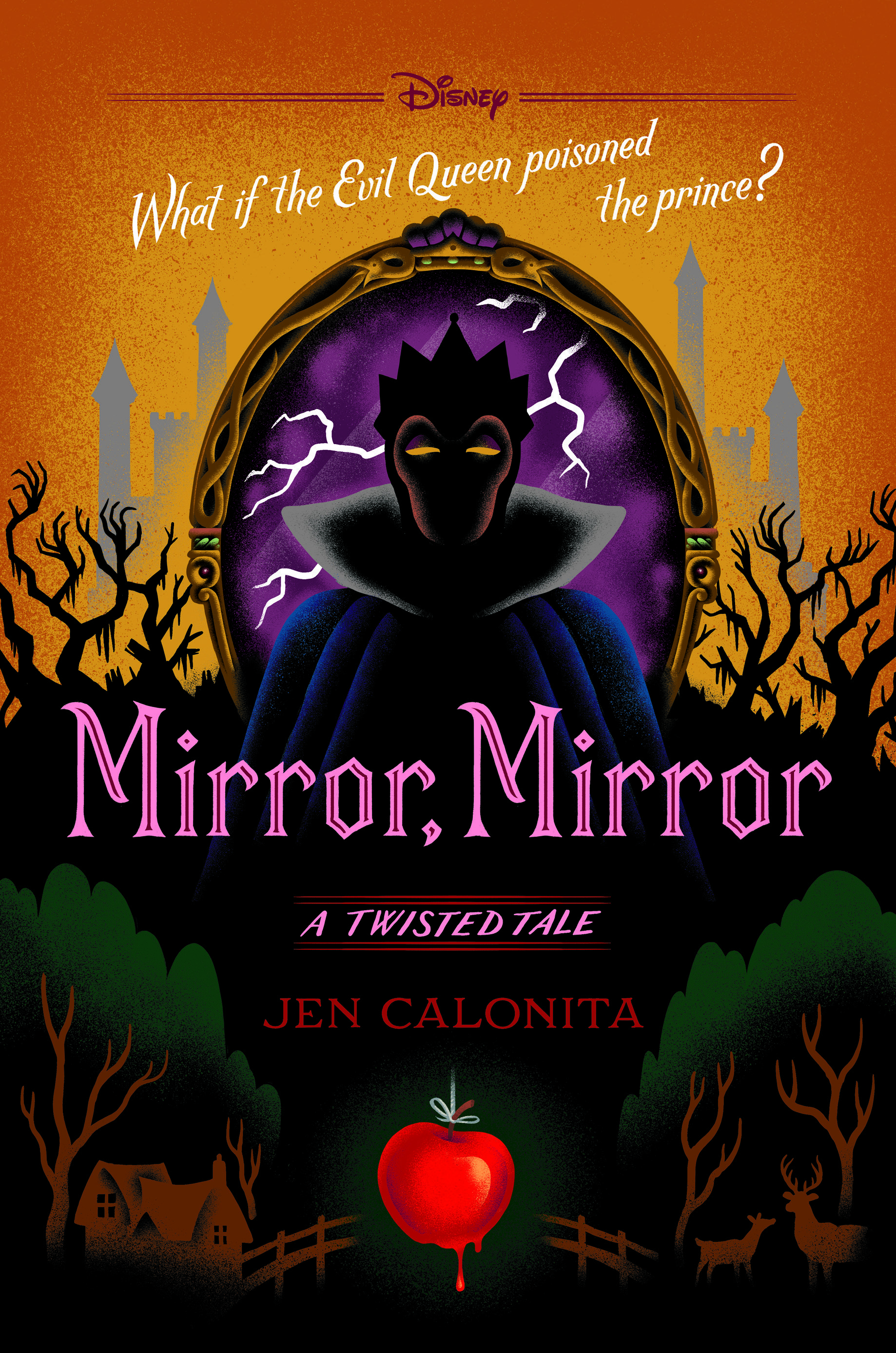 Mirror, Mirror (A Twisted Tale)