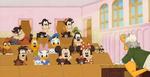Personajes DisneyUniBEARsity