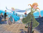 The Frozen Monster Illustration 1