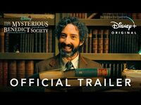 The Mysterious Benedict Society - Official Trailer - Disney+-2