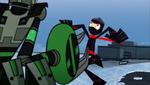 The Ninja Identity - Ninja 08
