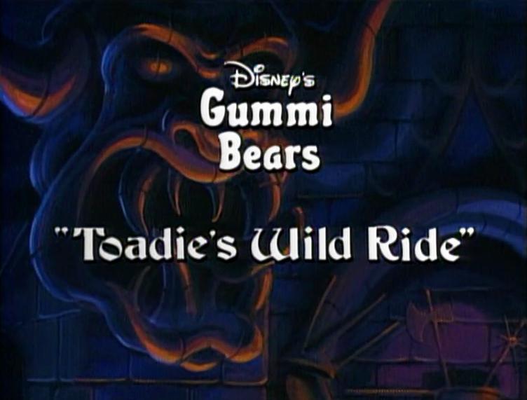 Toadie's Wild Ride