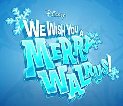 We Wish You a Merry Walrus
