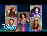 DIY Fashion & Crafts with the UDM Cast ✂️ - Upside-Down Magic - Disney Channel-2