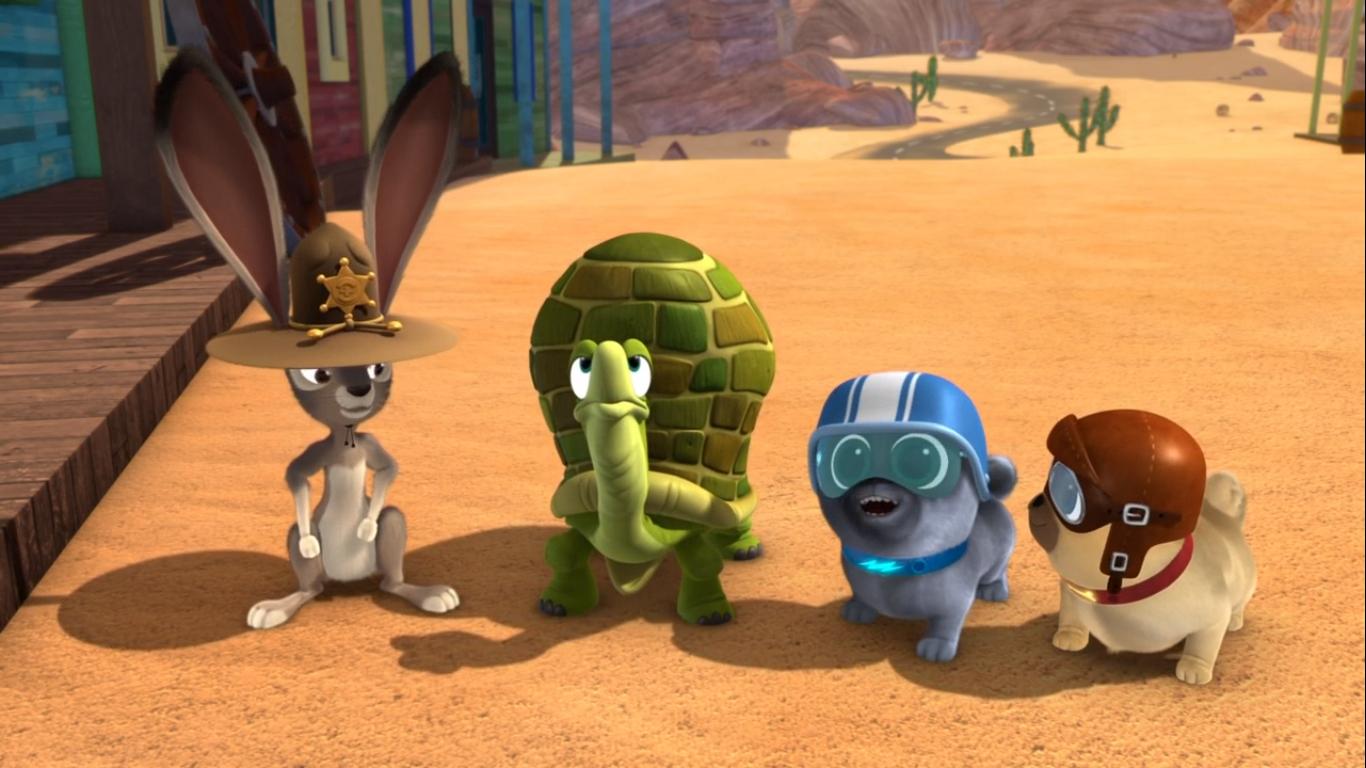 Desert Pups