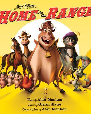 Home On The Range Soundtrack Disney Wiki Fandom