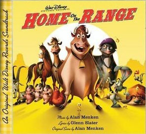 Home on the Range (soundtrack)