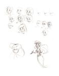 La sirenita sketchbook 013