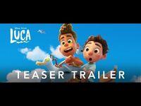 Luca- Teaser Tráiler Oficial - Subtitulado