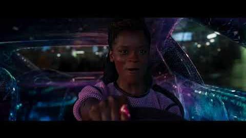 Marvel Studios' Black Panther - Kinetic Energy Film Clip