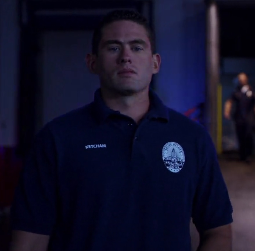 Officer Ketcham