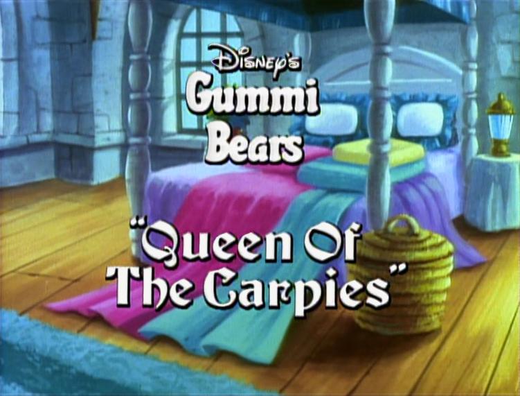Queen of the Carpies