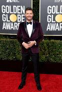 Ryan Seacrest 76th Golden Globes