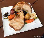 The Artist Table Roasted Pork Roulade