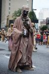 Tusken Raider Disney Park Weekends