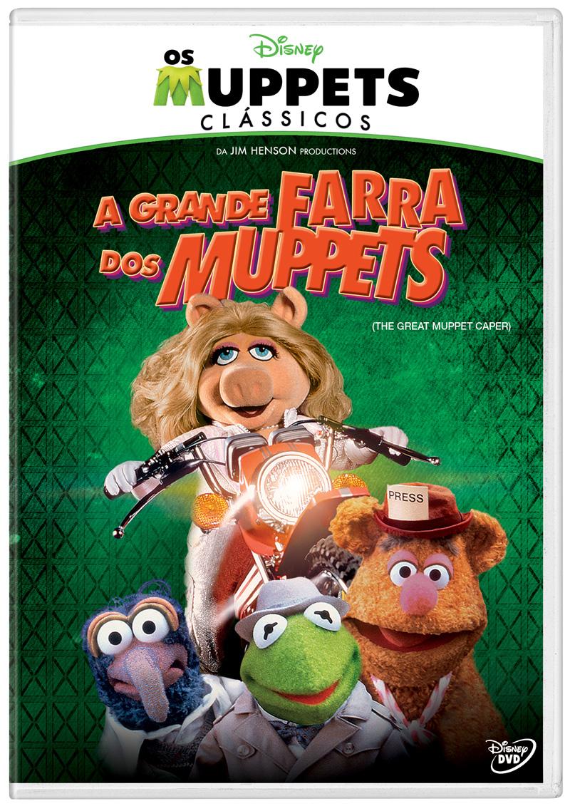 A Grande Farra dos Muppets