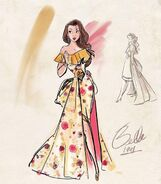 Belle Disney Designer