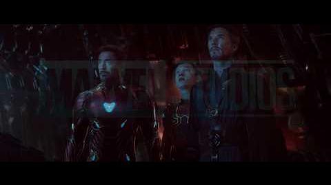 Cenas Inéditas - Vingadores Guerra Infinita, 26 de abril nos cinemas.