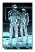 Daft Punk Tron Legacy Concept Art