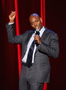 Dave Chappelle RCMH perform
