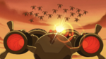 Frog-bots invading S3 Amphibia