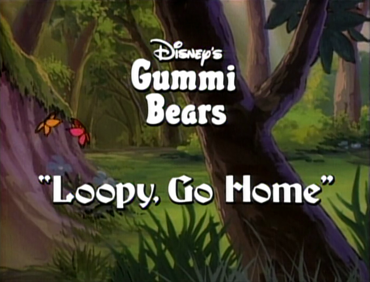 Loopy, Go Home