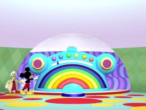 A Aventura Colorida de Mickey