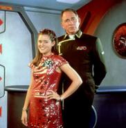 Margie and General Hammond