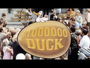 Million Dollar Duck plus Walt Disney World Opens Soon (1971) theatrical trailer
