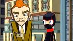 Mort-al Combat - Mort and Ninja