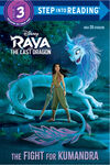 Raya and the Last Dragon- The Fight for Kumamdra book