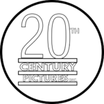 20th Century Pictures Print Logo 1933