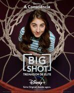 Big Shot - Treinador de Elite - Pôster de Personagem - 05