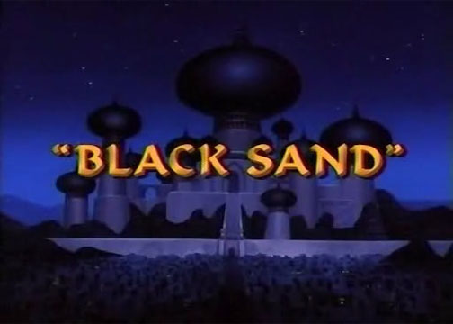 Black Sand/Gallery