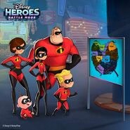 DHBM The Incredibles 2018 Contest