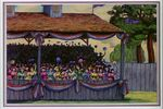 Disney's Casey at the Bat - Vintage Postcard Art - 3