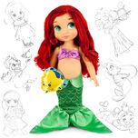 Disney Animators' Collection Ariel Doll - 16