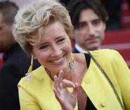 Emma Thompson 70th Cannes Fest