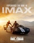 Ford v Ferrari IMAX Poster