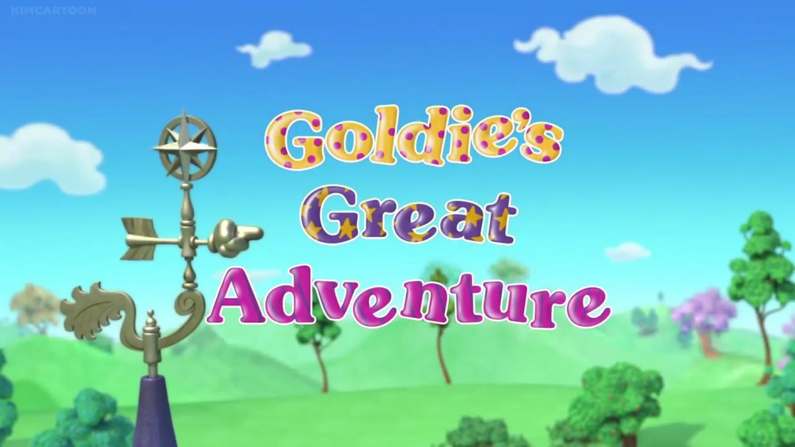 Goldie's Great Adventure