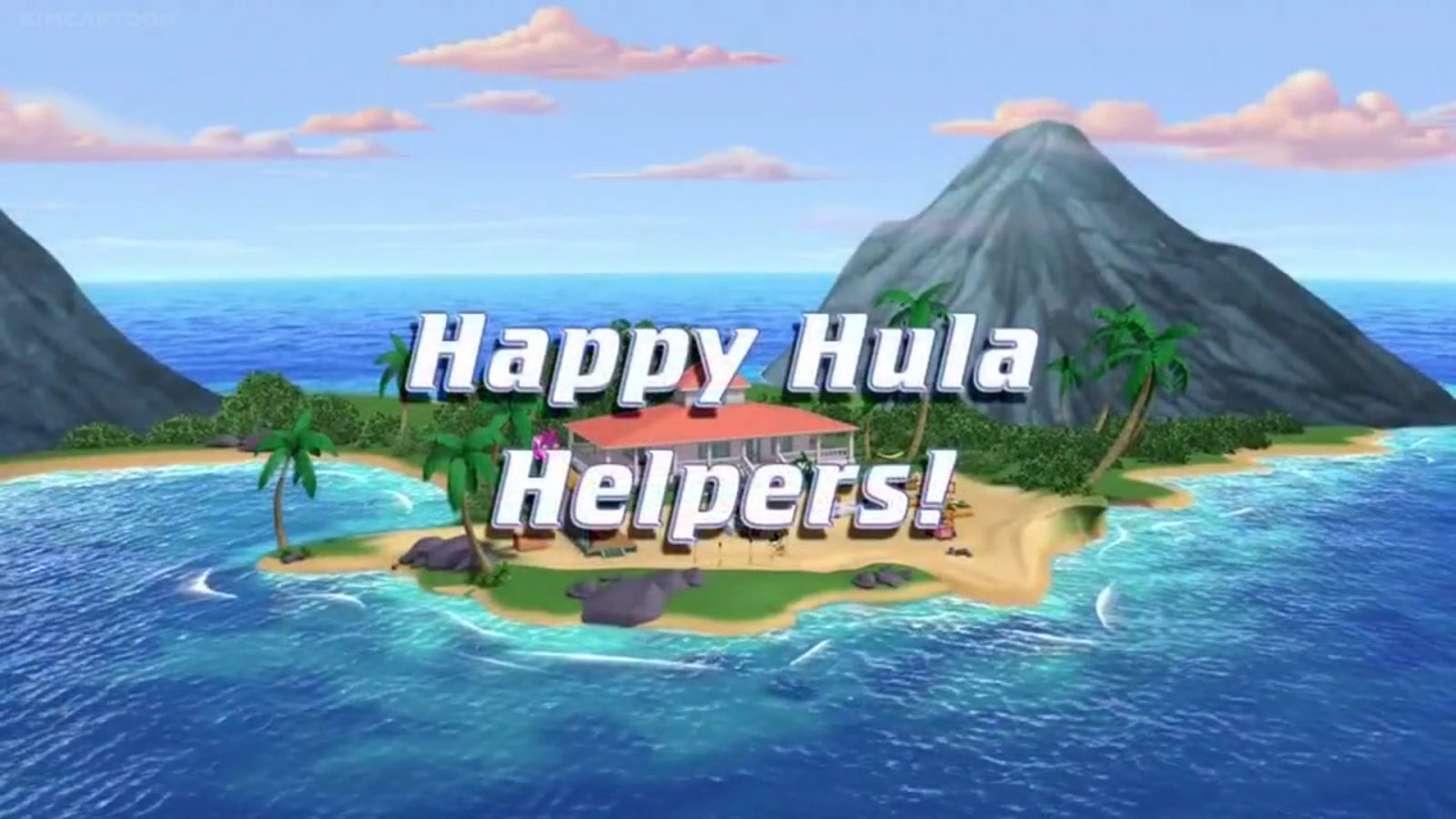 Happy Hula Helpers!