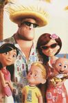 Incredibles - Family vacation