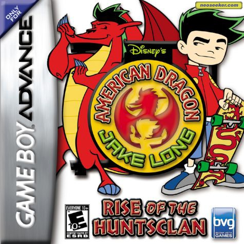American Dragon: Rise of the Huntsclan