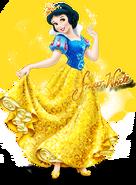 Snow White extreme princess photo