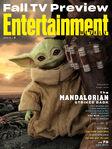 The Mandalorian - Season 2 - EW Cover - The Child